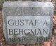 Gustaf A. Bergman