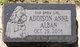 Profile photo:  Addison Anne Alban