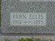 Fern <I>Ellis</I> Alderman
