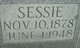 Profile photo:  Sessie Mae <I>Goodman</I> Lawrence