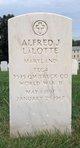 Alfred J Lalotte