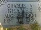 Charlie Angus Graves