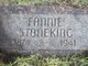 Fannie Stoneking