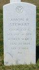 Amon R Stewart
