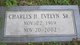 Charles H Evelyn, Sr