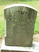 Martha Ann <I>Burkett</I> Brown
