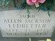 "Profile photo:  Allen Jackson ""Jackie"" Ledbetter"