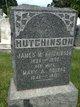 Mary A. <I>Rogers</I> Hutchinson