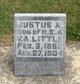 Justus A. Little