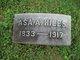 Profile photo:  Asa Anderson Hiles