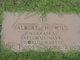 Profile photo:  Albert Henry Will