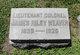 "LTC James Riley ""Colonel"" Weaver"