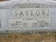 Mary Catherine <I>Baker</I> Saylor