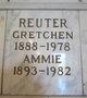 "Profile photo:  ""Gretchen"" Margareta Reuter"