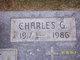 Profile photo:  Charles Granville Stout