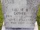 Lillie R. <I>Belcher</I> Gober
