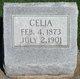 Celia <I>Yearous</I> Allert