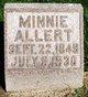 Minnie Allert
