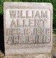 William Allert