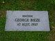 George Bieze