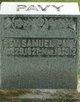 Samuel Pavy