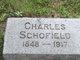 Profile photo:  Charles Schofield