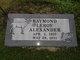 Raymond Leroy Alexander