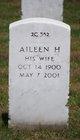 Profile photo:  Aileen Hall Cronkite