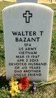 "Walter Theodore ""Butchie"" Bazant"