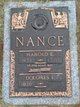 LTC Harold Edwin Nance