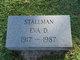 Eva D. Stallman