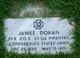 Profile photo:  James Doran