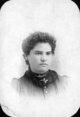 """Profile photo:  Caroline Agnes """"Carrie"""" <I>Roseberry</I> Champeau"""
