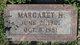 Margaret Hattie <I>Carson</I> Anderson