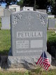 Profile photo:  Albert J. Petulla
