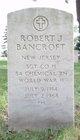 Robert J Bancroft