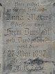 "Anna Marie ""Mary"" <I>Bredenbeck</I> Burstadt"