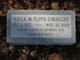 "Profile photo:  Viola Melicent ""Vi"" <I>Stephens</I> DiMaggio"