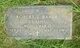 """Robert Louis """"William"""" Baker"""