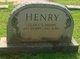 Clara Sarah Henry