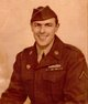Profile photo: PFC Arthur E. Holyoke