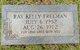 Ray Kelly Freeman