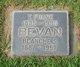 Blanche Shur <I>Van Arsdale</I> Bevan