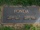 Profile photo:  Gloria <I>Cook</I> Fonda