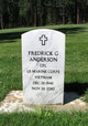 Profile photo:  Frederick Gregg Anderson