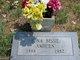 Profile photo:  Edna Bessie <I>Hannah</I> Amburn