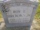 Roy E. Brooks, Jr