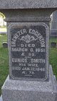 Profile photo:  Ebenezer Edgerton