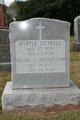 Mrs. Hilda Margaret <I>Littrell</I> Anderson