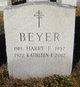 Kathleen F Beyer